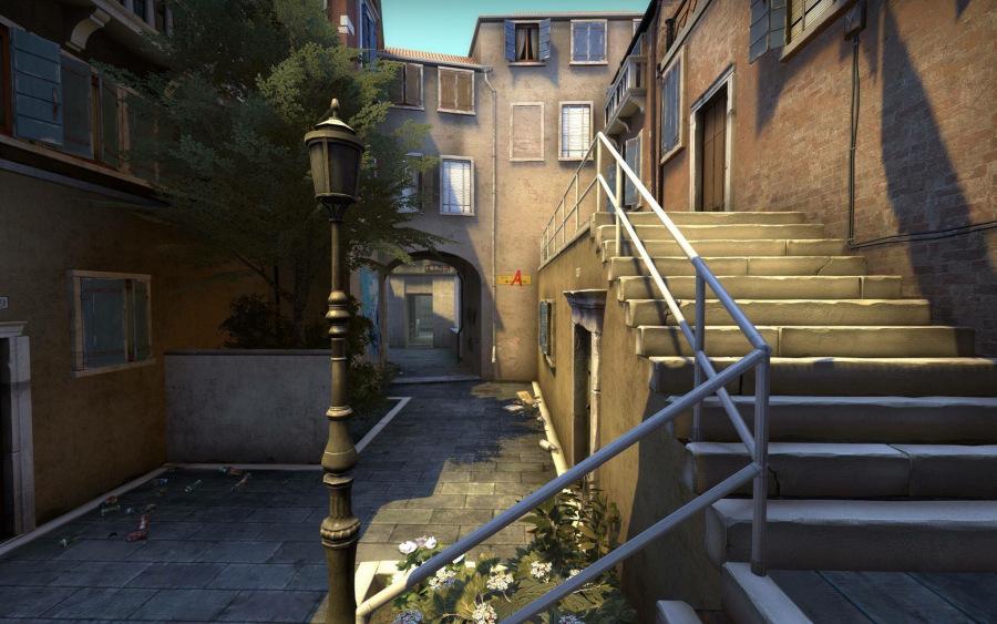 Cs:Go yeni güncelleme map canals ve 17 skin