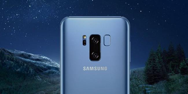 Galaxy S8 ve S8 Plus