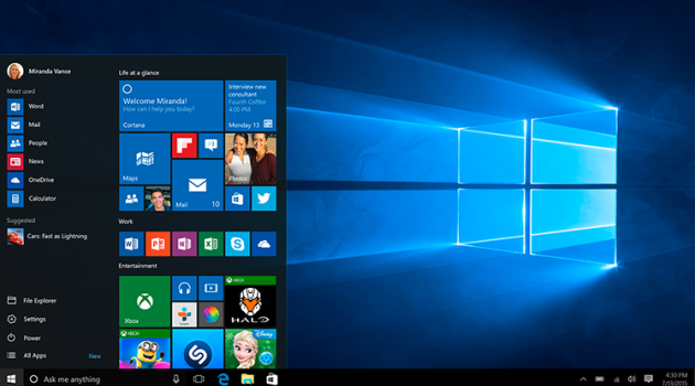 windows-10 desteği sona eriyor
