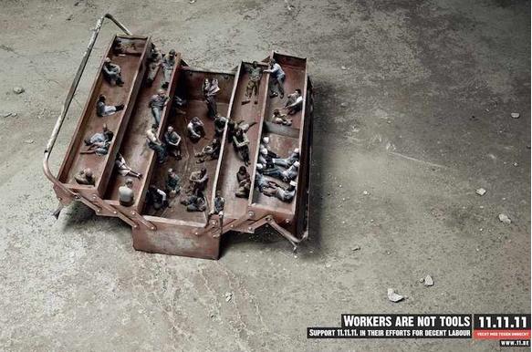 10. İşçiler araç değildir.