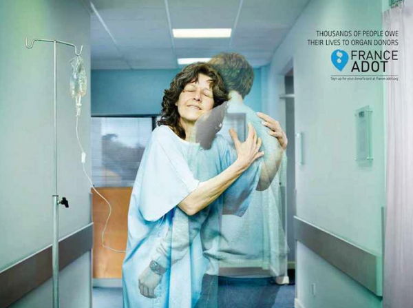 4. Binlerce insan, hayatlarını organ bağışçılarına borçlu.