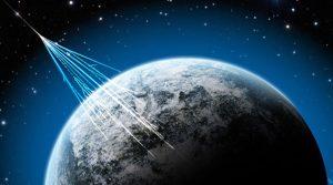 kozmik ışınlar