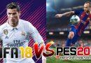 FIFA 18 vs PES 2018! Bu sefer kim daha iyi?