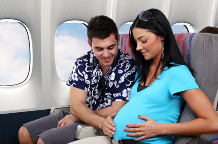 hamile kadınlar uçuş yapabilir mi