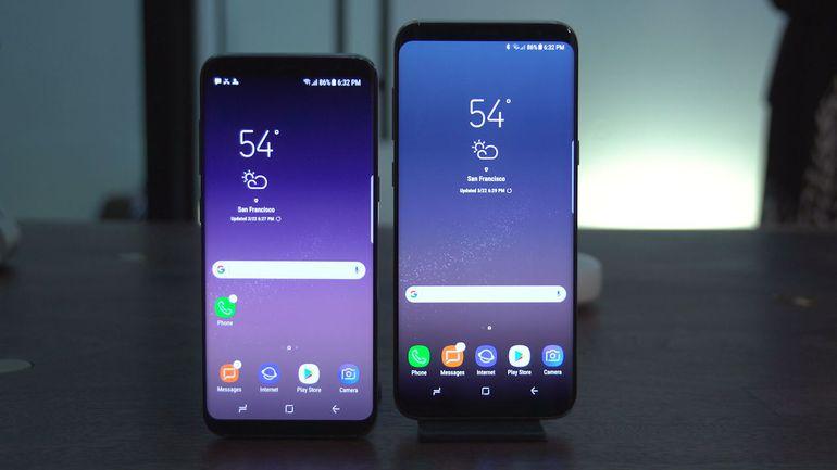 Samsung Ekran Değişimi