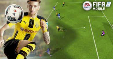 Mobil için FIFA Futbol güncellendi!