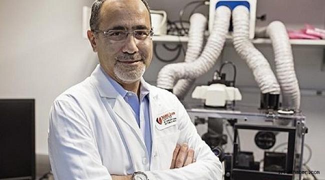 Türk profesörün buluşu tıp dünyasını heyecanlandırdı!