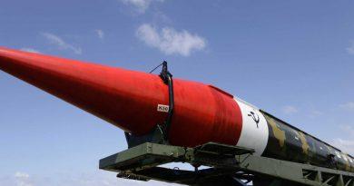 Hangi ülke kaç nükleer füzeye sahip?