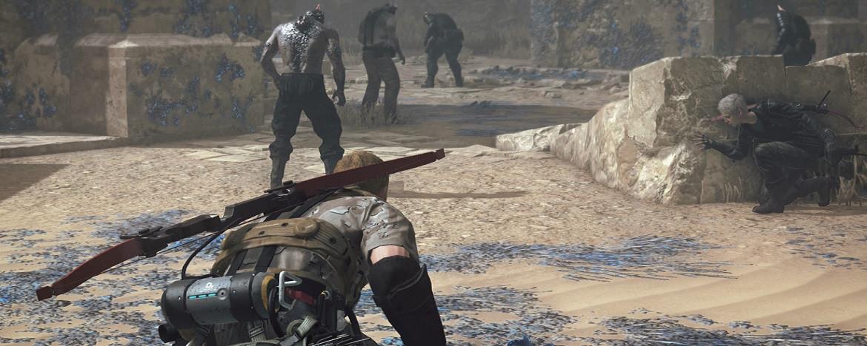 Metal Gear Survive'ın sistem gereksinimleri beli oldu!- degisikbilgi.com/