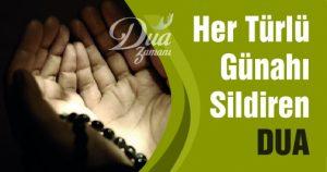 her turlu gunahı sildiren dua