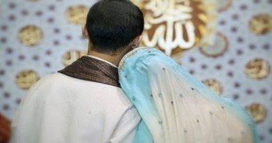 Kadının kocası üstündeki hakları