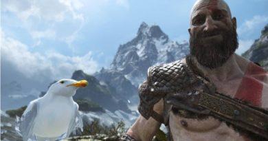 God of War'un yeni güncellemesi ile sonunda fotoğraf moduna kavuşuyoruz.