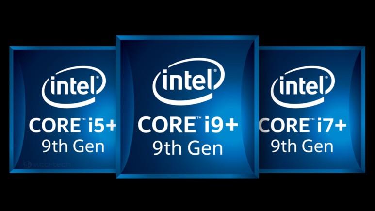 Intel 9. Nesil Core işlemciler tanıtıldı