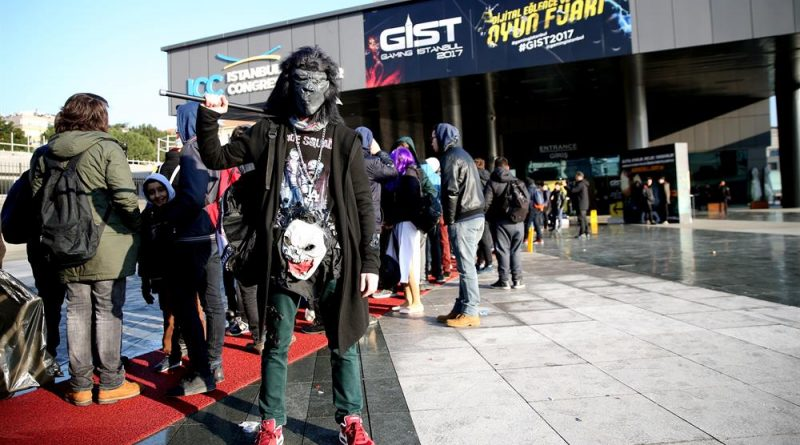 Gaming İstanbul 2019 İçin Geri Sayım Başladı