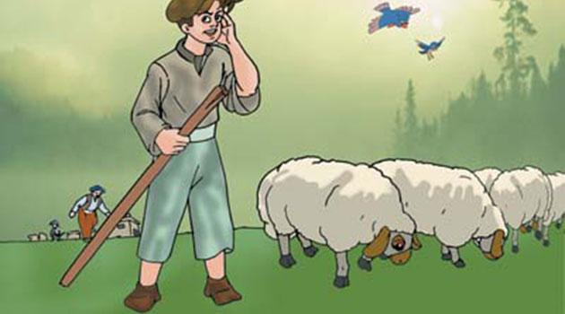 Bir Çobanın Aşk Hikayesi